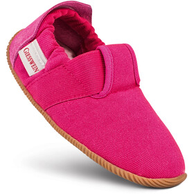 Giesswein Söll - Chaussons Enfant - Slim Fit rose